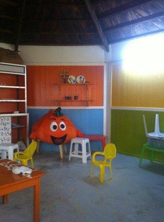 Hotel Paradis Palace : kid's club