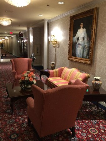 Carlyle Hotel : Lobby