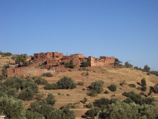"Click Excursions Day Tours: Quarzazate day trip ""Berber village"" one of many on the trip."