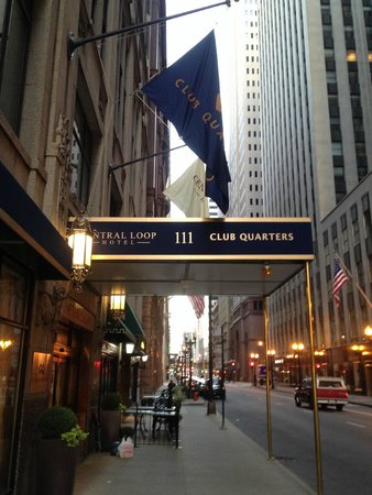 Club Quarters Hotel, Central Loop : Club Quarters Hotel - Central Loop