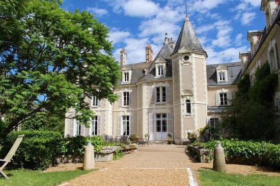 Chateau du Breuil : Arrivée au château du Breuil : Le rêve commence !