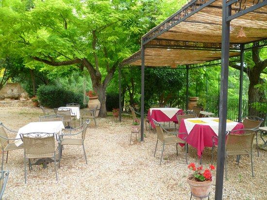 Villa Trigona : giardino