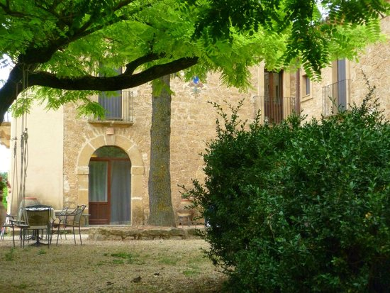 Villa Trigona : esterno