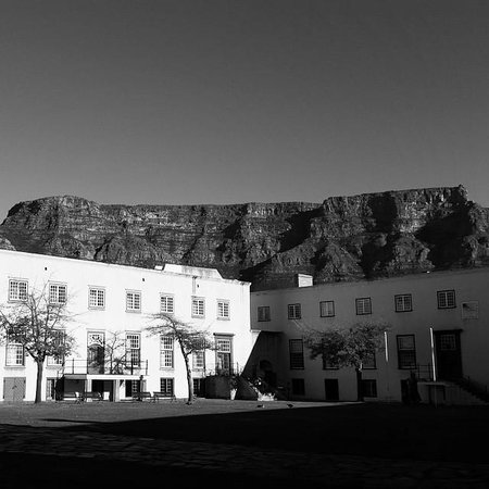 Castle of Good Hope: Atleast one place I was allowed to take photos