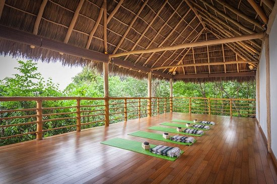 Xinalani Retreat : Meditation Cabin Yoga Studio