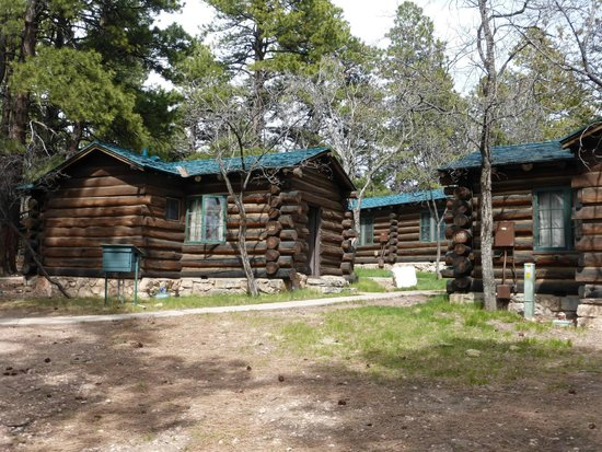 Grand Canyon Lodge - North Rim : Frontier Cabins