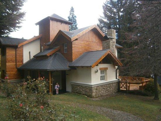 Villa Huinid Resort & Spa: Cabana que ficamos.