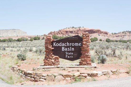 Kodachrome Basin State Park : Kodachrome