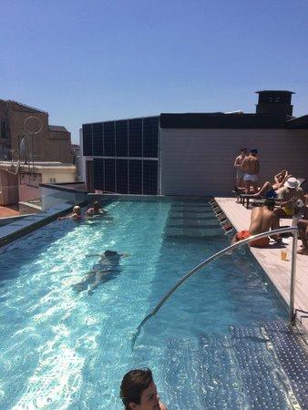 Olivia Balmes Hotel: Piscine