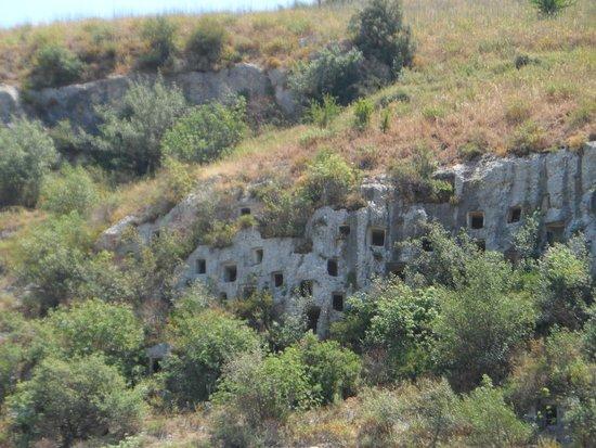 Necropoli di Pantalica: necropoles de pantalica