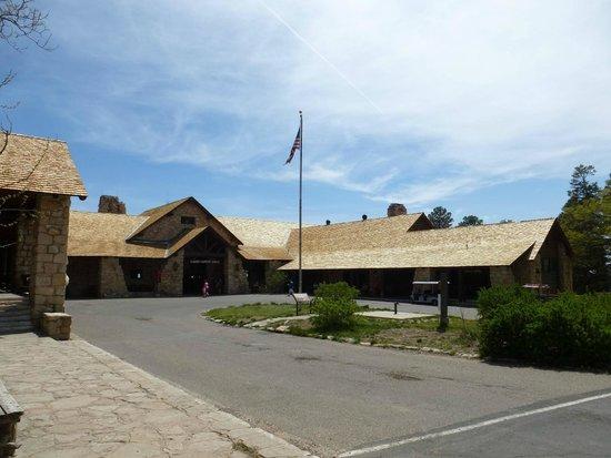 Grand Canyon Lodge - North Rim : Grand Canyon Lodge