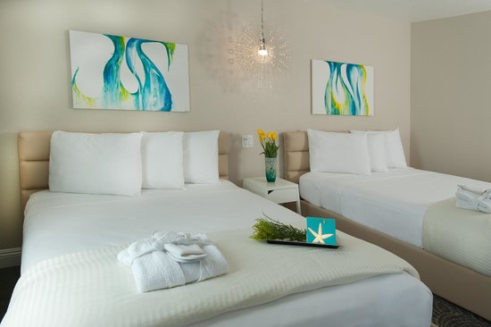 Hotel Aqua Mar: Double room