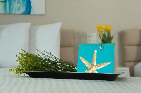 Hotel Aqua Mar: Bedroom