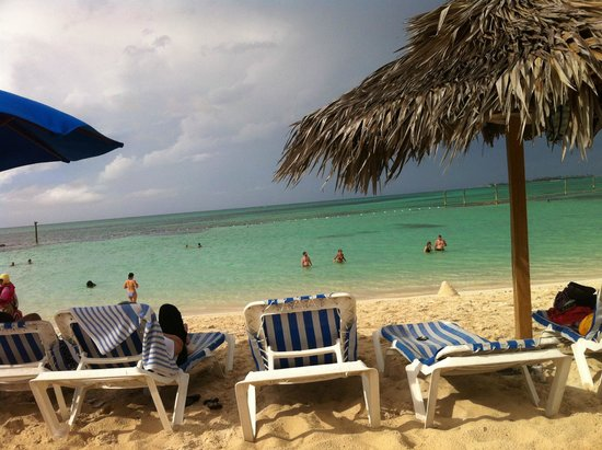 Melia Nassau Beach - All Inclusive : Beach