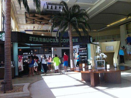 Melia Nassau Beach - All Inclusive: Inside Lobby