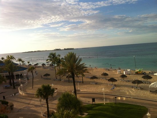 Melia Nassau Beach - All Inclusive : View from Room
