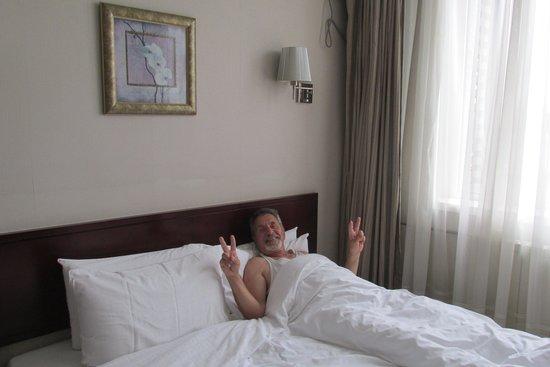 Days Inn Forbidden City Beijing: Excellent double room