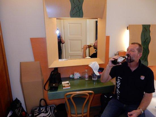 Stadt Hotel Citta: room