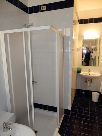 Stadt Hotel Citta : Bathroom