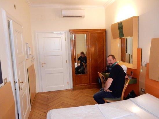Stadt Hotel Citta : room