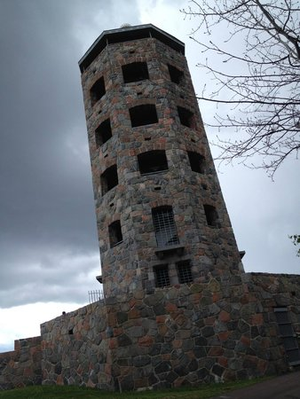 Enger Park and Tower: Great Restoration on the Tower