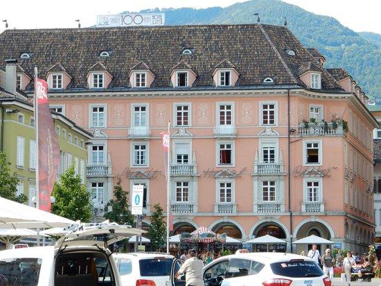 Stadt Hotel Citta: Hotel