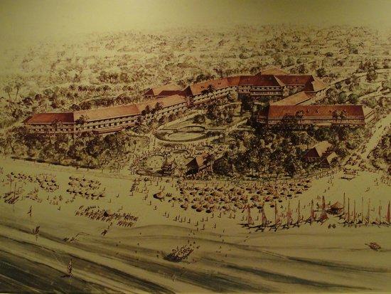 Centara Grand Beach Resort & Villas Hua Hin: Alte Gebäudeaufnahme - gefunden in Bibliothek