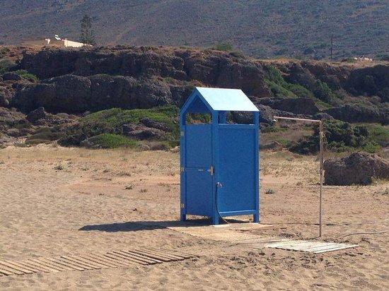 Falassarna Beach: Falasarna beach