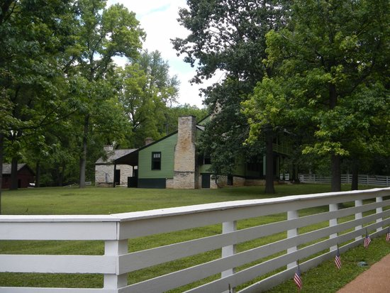 Ulysses S. Grant National Historical Site: Ulysses S Grant House