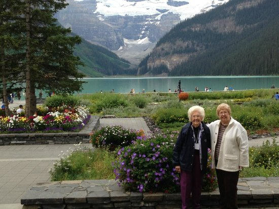 Fairmont Chateau Lake Louise - Sept 2013