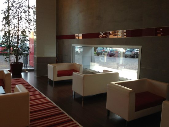 BEST WESTERN PLUS Quid Hotel Venice Airport: Reception seating area