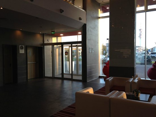 Best Western Plus Quid Hotel Venice Airport: Hotel entrance