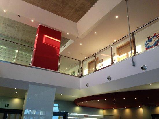 Best Western Plus Quid Hotel Venice Airport : Hotel foyer
