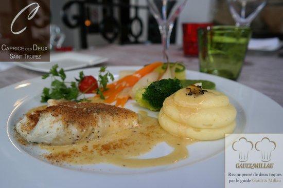 Photo of French Restaurant Au Caprice des Deux at 40 Rue Portail Neuf, Saint-Tropez, France