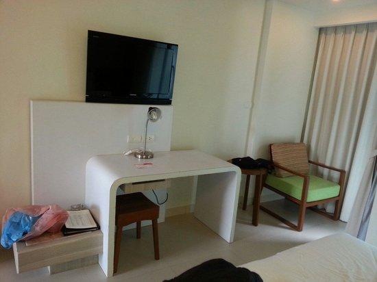 Sunshine Hotel & Residences: Room view