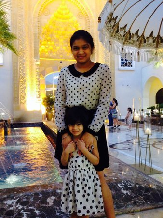 Jumeirah Zabeel Saray: My kids loved it