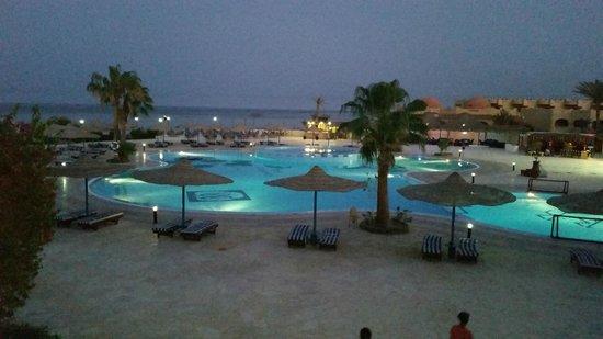 Blue Reef Red Sea Resort : piscina