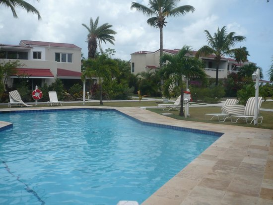Antigua Village: Lovely pool
