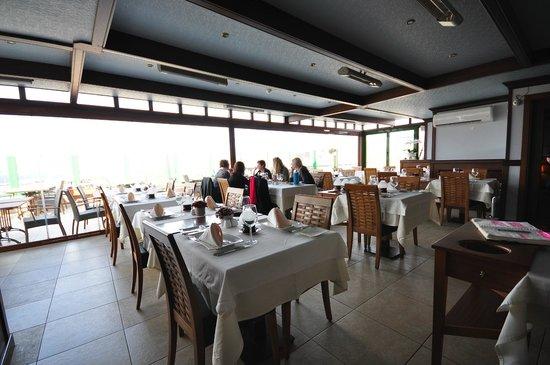 Orient Express Hotel: Restaurant