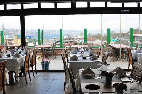 Orient Express Hotel : Restaurant