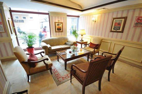 Orient Express Hotel : Lobby
