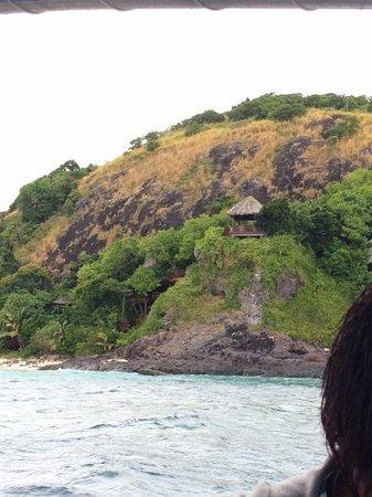 Matamanoa Island Resort : Treehouse Spa