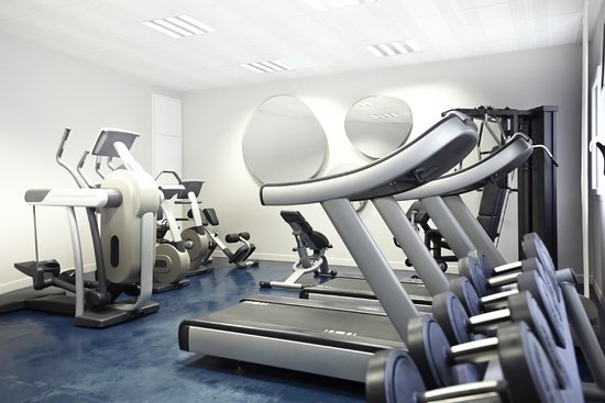 Novotel Avignon Centre: Fitness