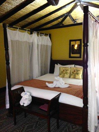 Nayara Resort Spa & Gardens: Gorgeous bedroom