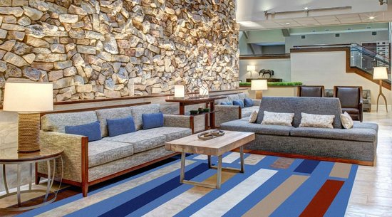 Griffin Gate Marriott Resort & Spa : Lobby