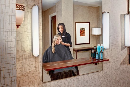 Griffin Gate Marriott Resort & Spa : Salon in the Spa
