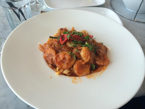 Franciscan Crab Restaurant : Spicy Shrimp