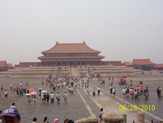 Crowne Plaza Beijing Sun Palace: Tiananmen Square & Forbidden City