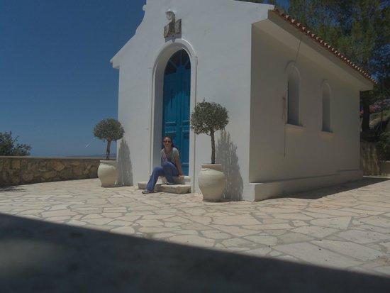 Mouikis Village: cappella