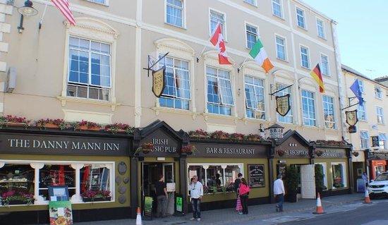 The Danny Mann Pub